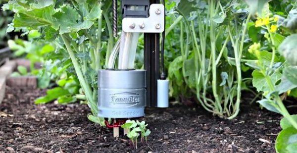 Trồng rau sạch tại nhà bằng...robot nông nghiệp Genesis