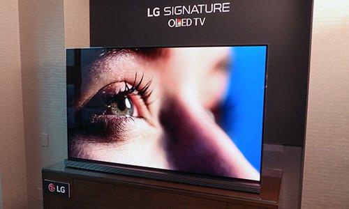 Tivi LG G6 OLED