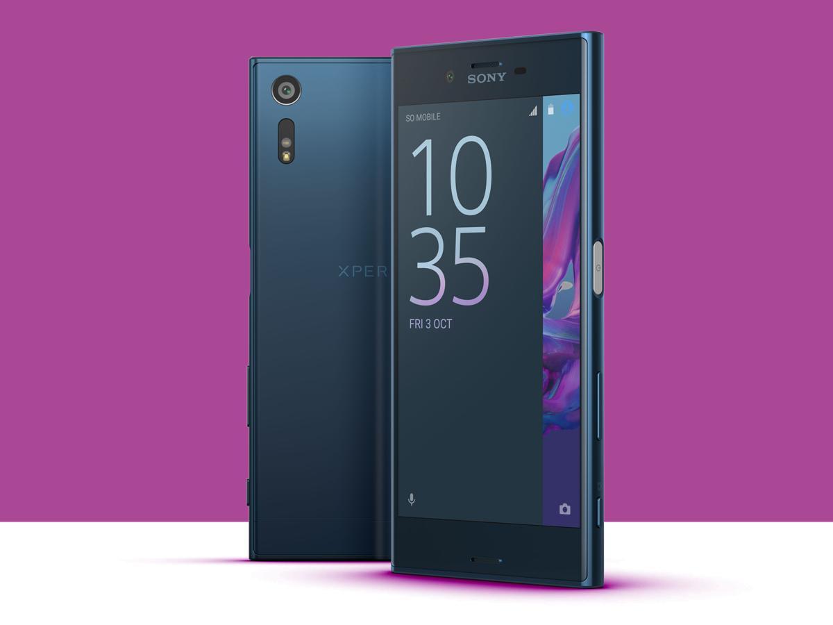 Review Xperia XZ một thiết kế nổi bật của Sony
