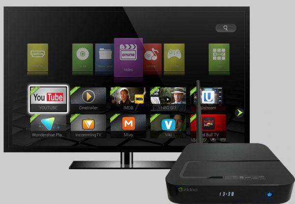 Android Box Giúp Bạn Biến Tivi Thường thành Smart Tivi
