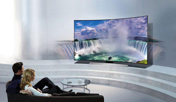 Nhược điểm của tivi màn hình cong