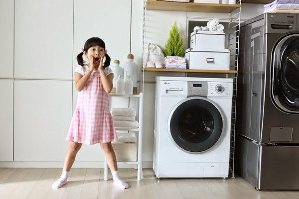Người dùng Việt ưa chuộng máy giặt lồng ngang hơn lồng đứng