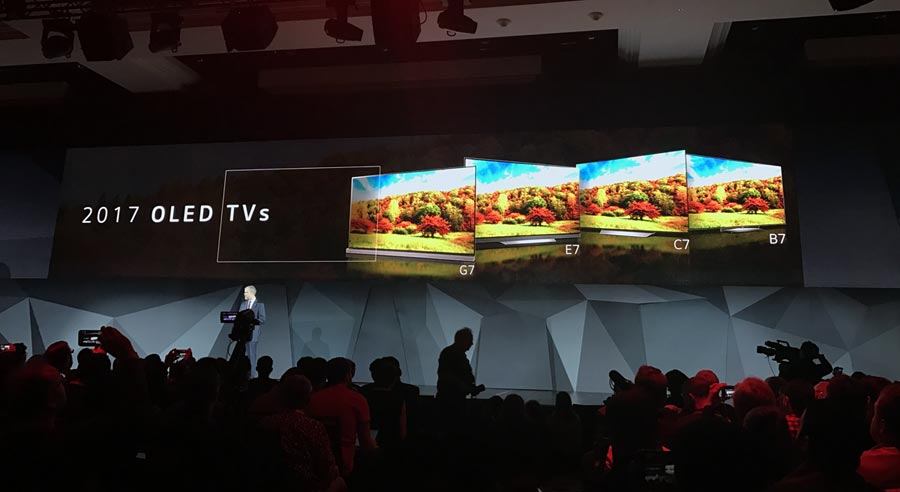 Top 6 Tivi LG Dự Đoán Sẽ Được Ra Mắt Năm 2017