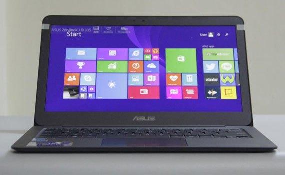Đánh Giá Laptop Asus UX305FA-FC068D Core M-5Y71, RAM 8GB