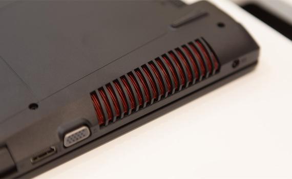 Đánh Giá Laptop Asus ROG GL552VX Core i7 Skylake và RAM 8 GB