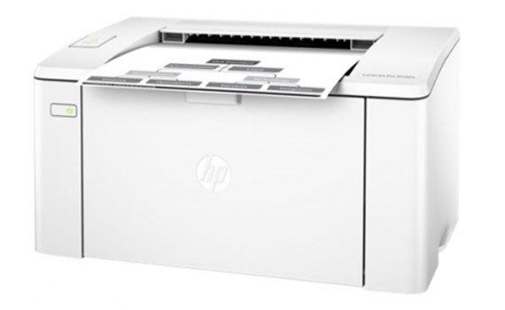 Đánh Giá Máy In Lasre HP M102W-G3Q35A - Kết Nối Wifi